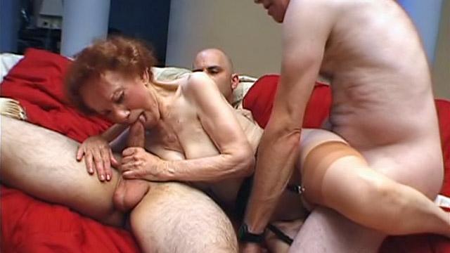 Порно бабушки мжм фото