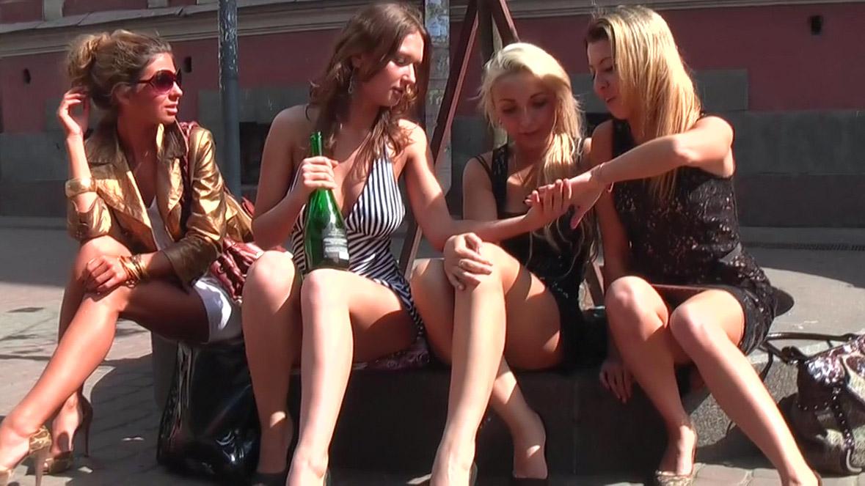 украинские студенты оргии относится