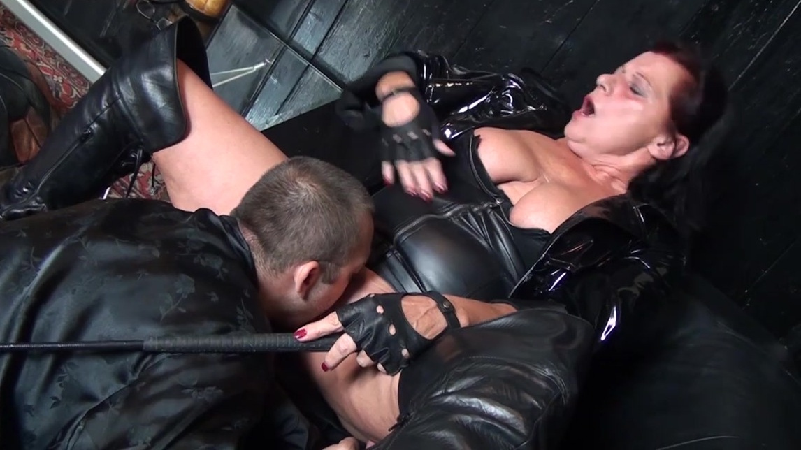 Leather porn pics