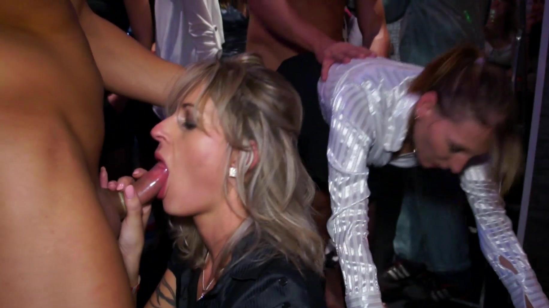 Порно синее платье на вечеринке — pic 5