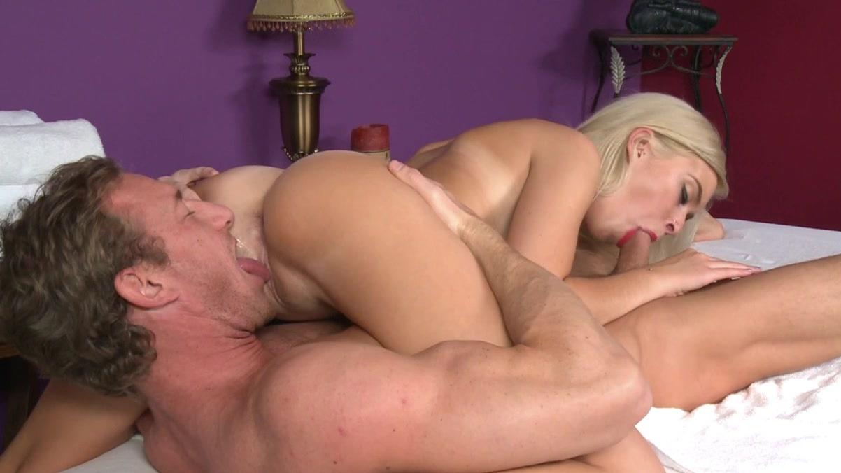 секс вальтом с блондинками большой
