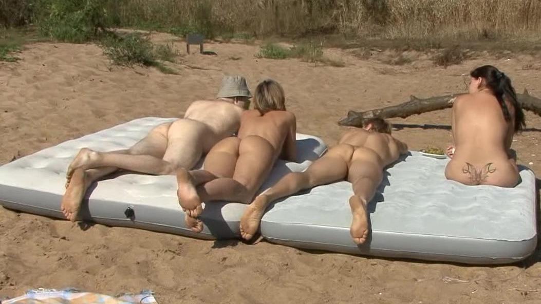 фото нудистский пляж секс