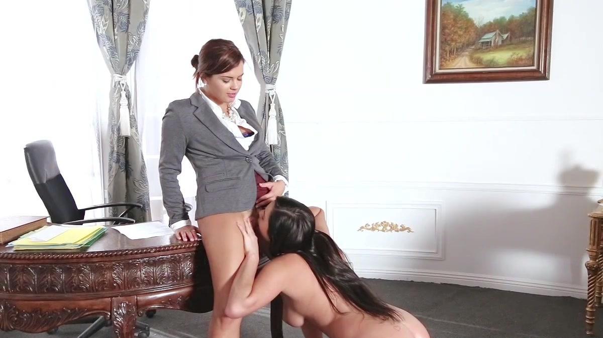 Lesbian Blackmail