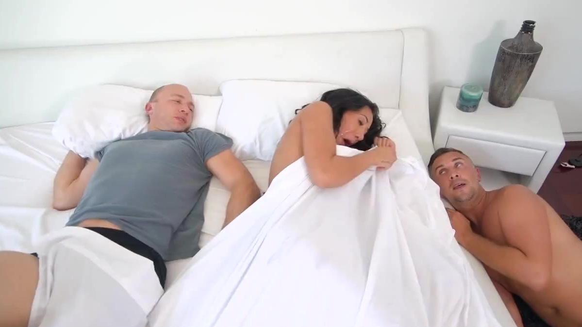 Husband Cheats Wife Joins