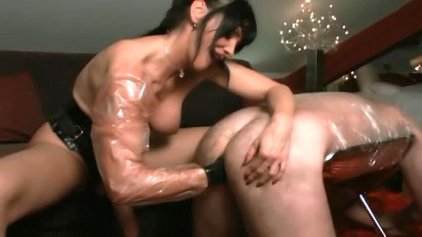 доминирование и над мужчинами с фистингом - 10